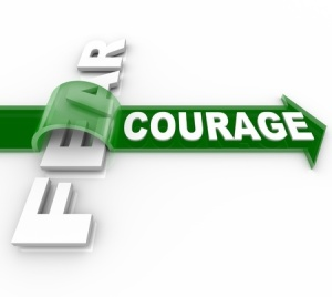 FEAR:COURAGE